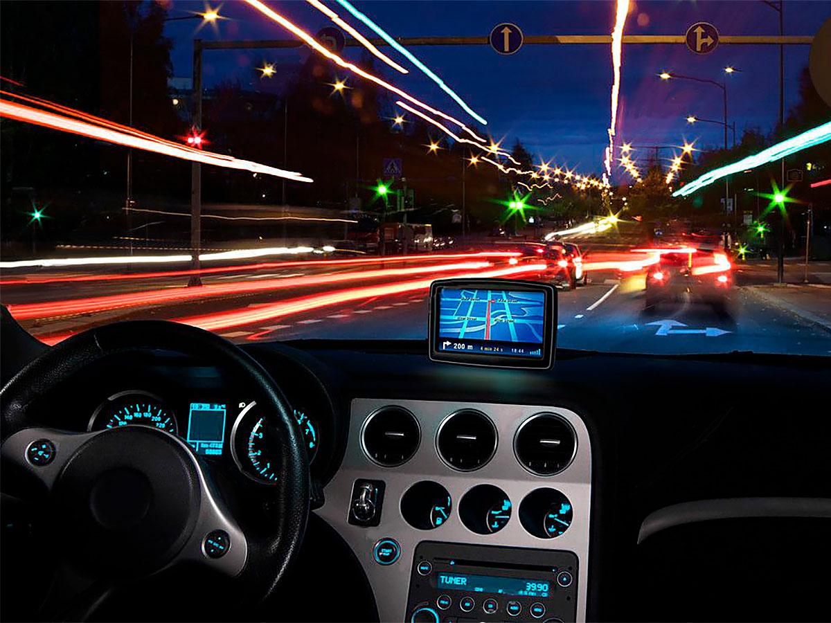 Установка и обновление GPS навигации