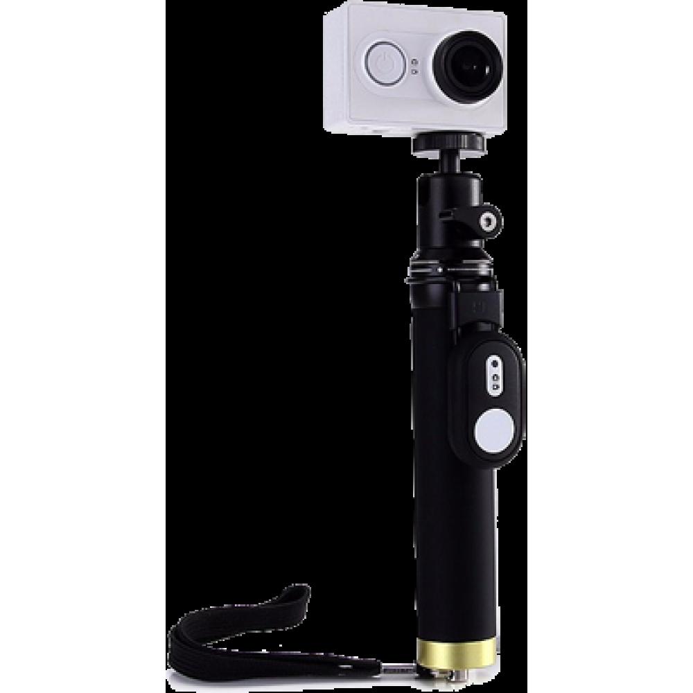 Монопод для экшн камеры Xiaomi Yi + пульт ДУ