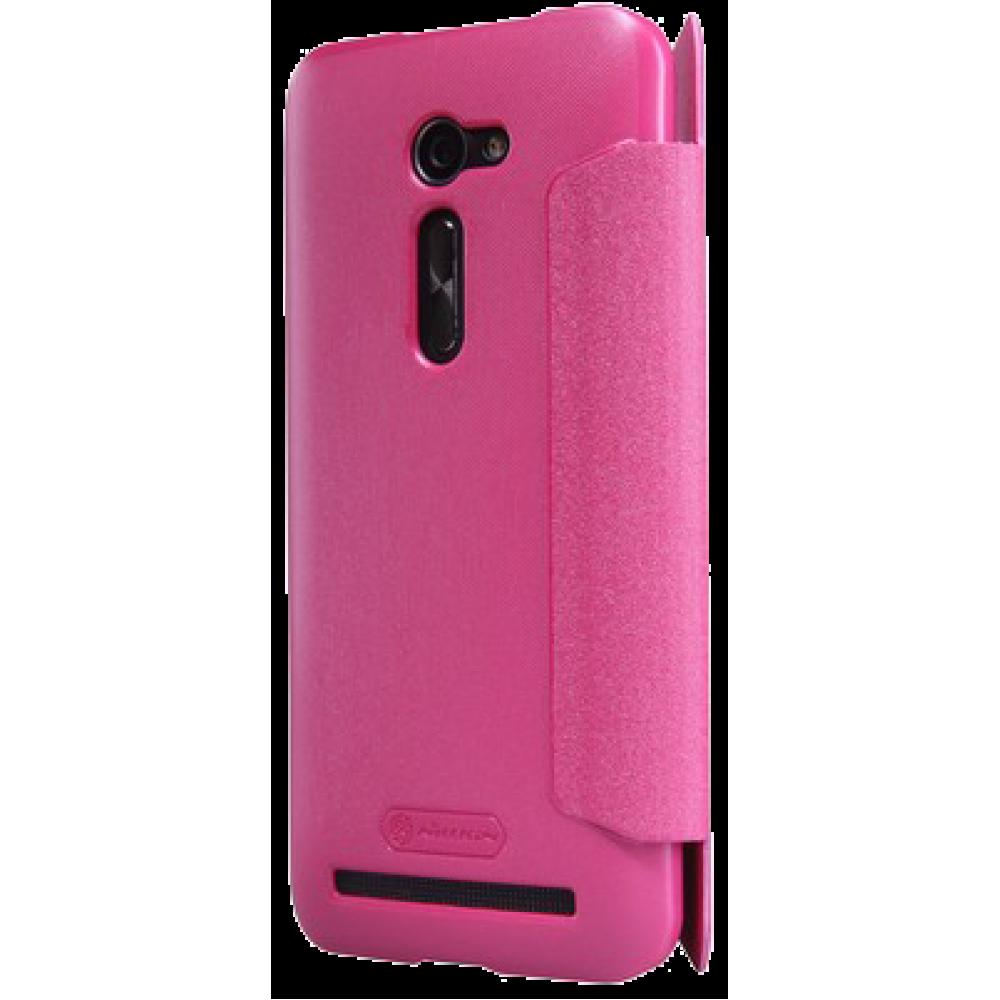 Чехол для Asus ZenFone 2 ZE500CL Nillkin розовый