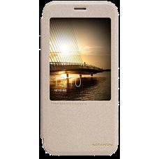 Чехол для Huawei G8 Nillkin золотой