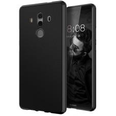 Чехол для Huawei Mate 10 Pro, цвет черный, матовый