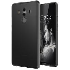 Чехол для Huawei Mate 10 Pro, цвет серый, матовый