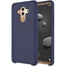 Чехол для Huawei Mate 10 Pro, цвет темно-синий