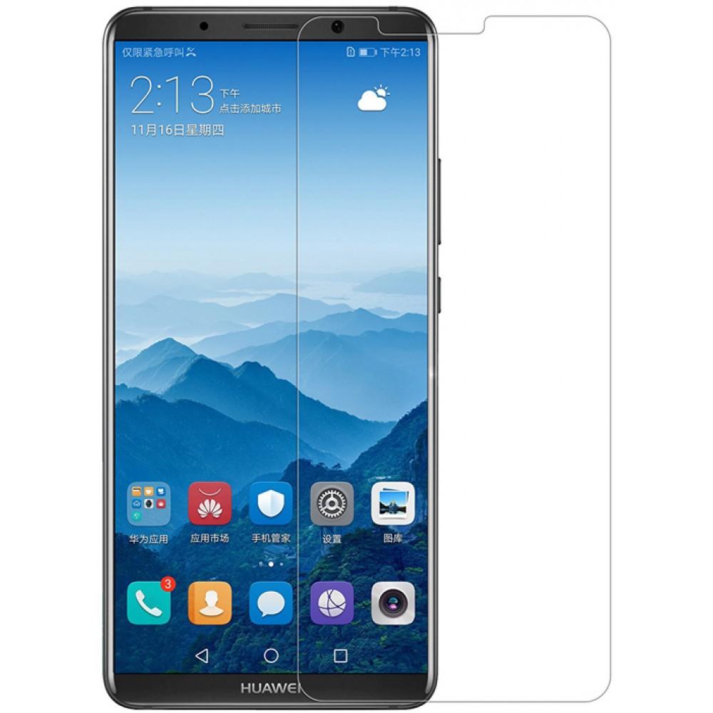 Защитное стекло на Huawei Mate 10 Pro прозрачное
