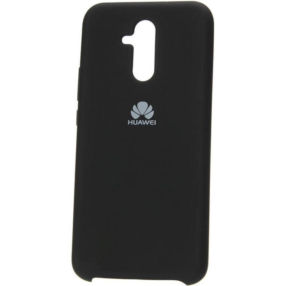 Чехол для Huawei Mate 20 Lite Soft Touch черный