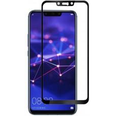 Стекло для Huawei Mate 20 Lite с рамкой, полная проклейка