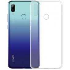 Чехол для Huawei P Smart 2019 силиконовый прозрачный