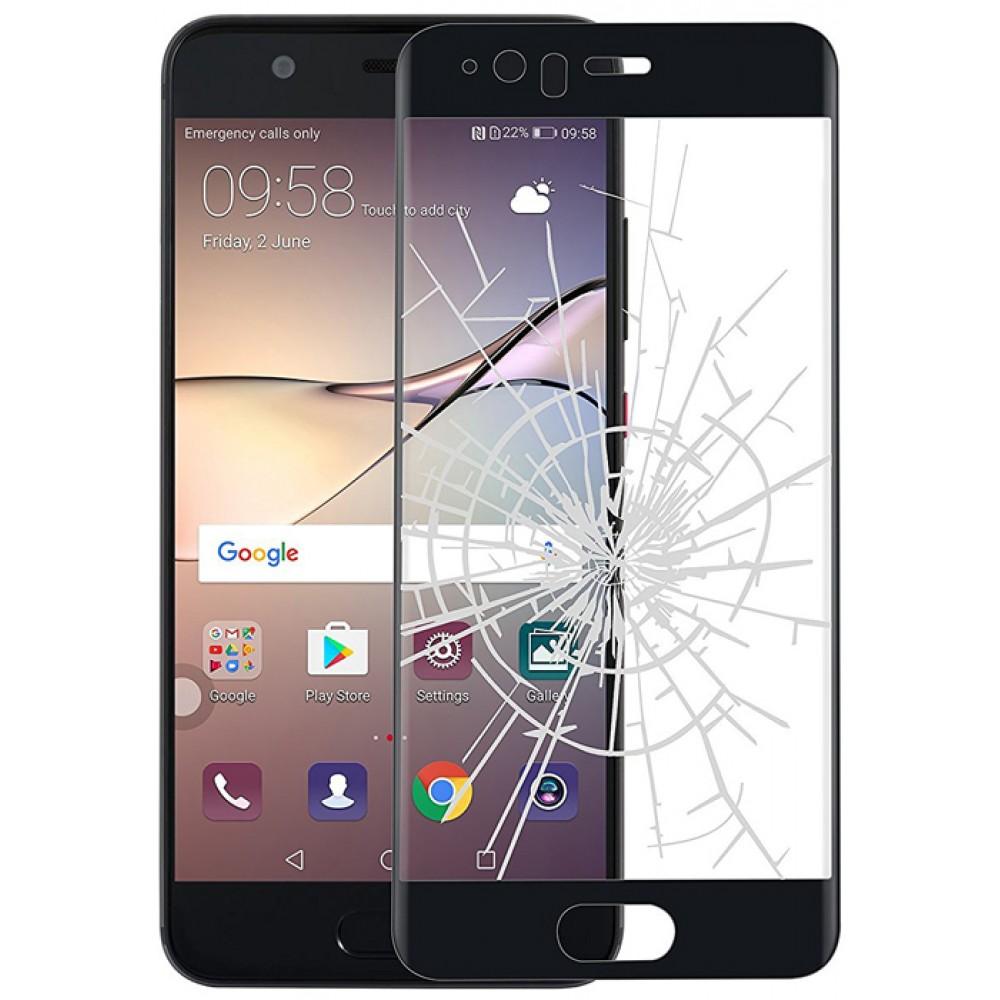 Защитное стекло на экран Huawei P10