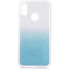 Чехол для Huawei P20 Lite силиконовый разноцветный