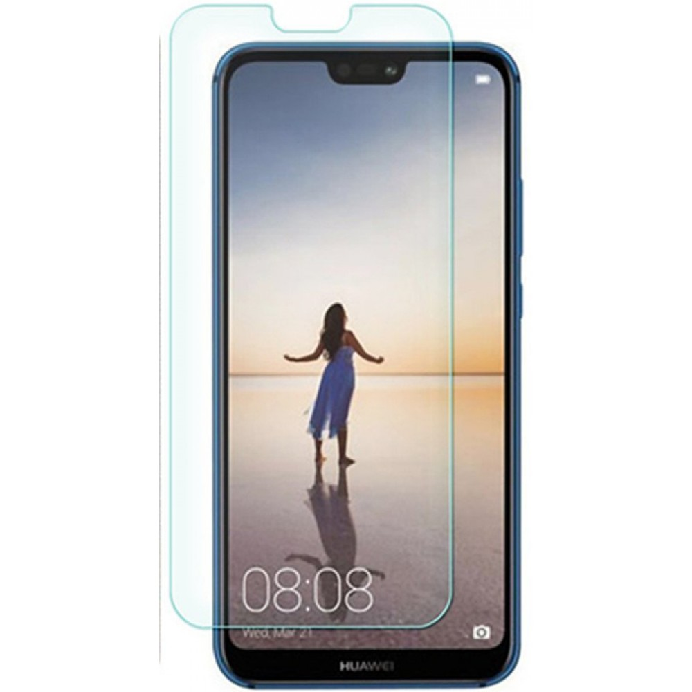 Стекло на Huawei P20 Lite прозрачное