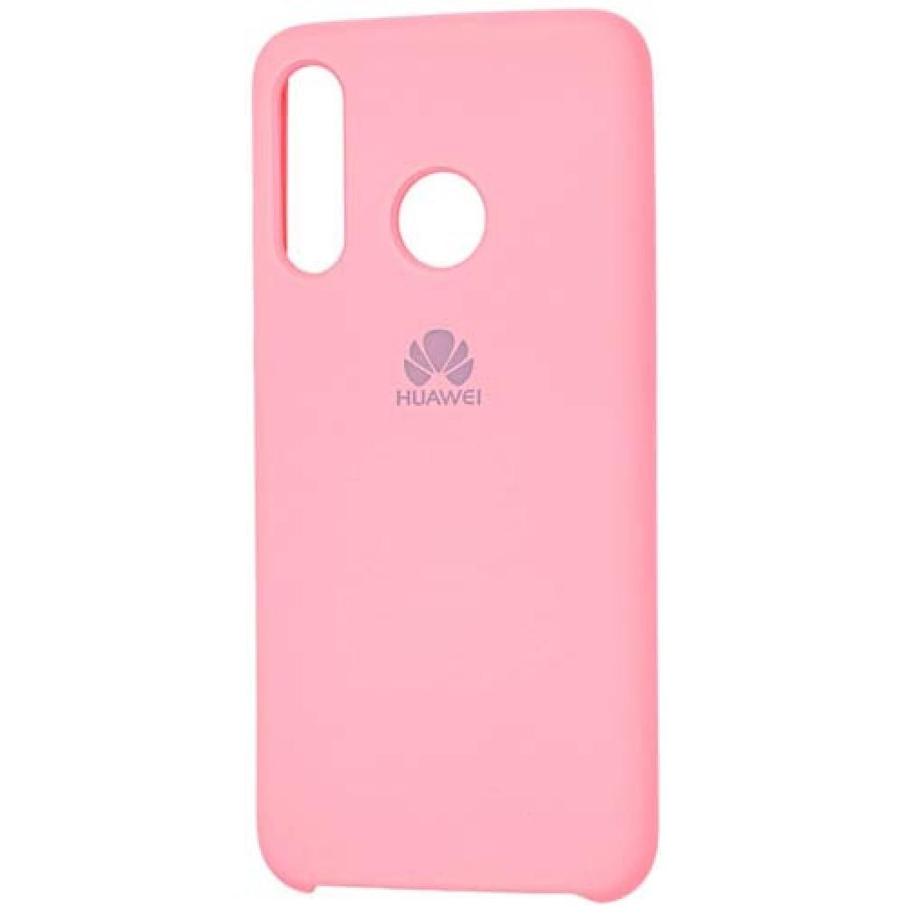 Чехол для Huawei P30 Lite Soft Touch розовый