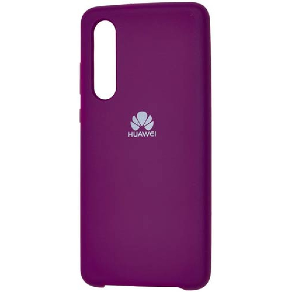 Чехол для Huawei P30 Soft Touch фиолетовый