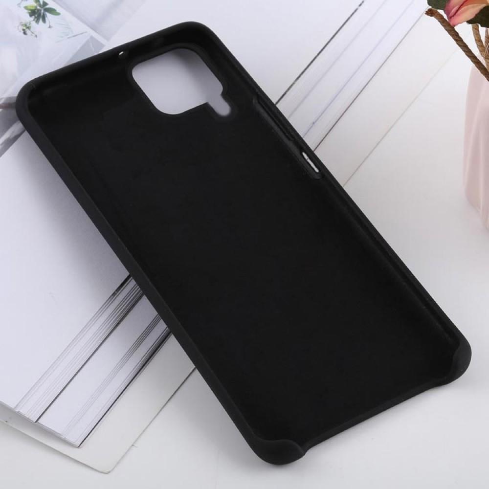 Чехол для Huawei P40 Lite Soft Touch черный