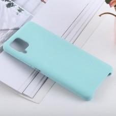 Чехол для Huawei P40 Lite Soft Touch бирюзовый