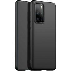 Чехол для Huawei P40 силиконовый черный