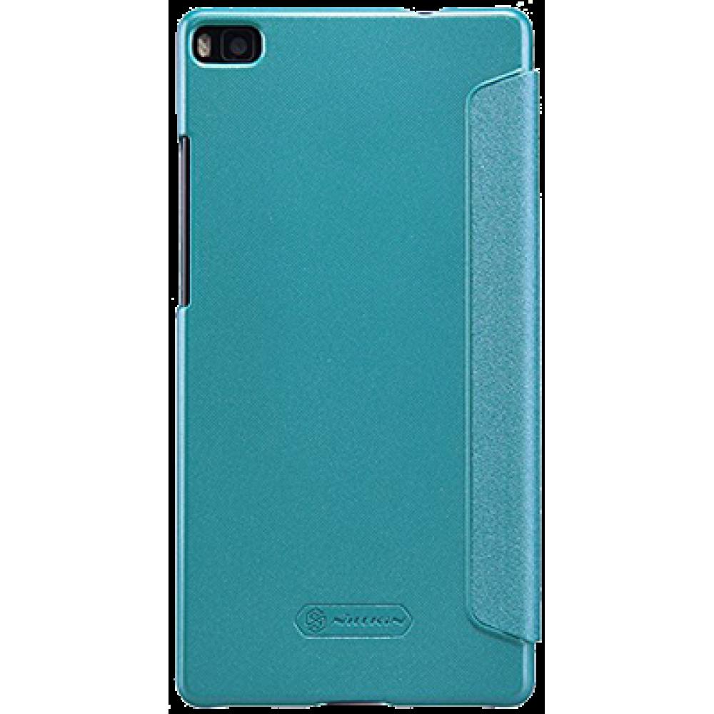 Чехол Nillkin для Huawei P8 голубой