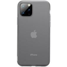 Чехол для iPhone 11 Pro Baseus Jelly Liquid Silica Gel черный