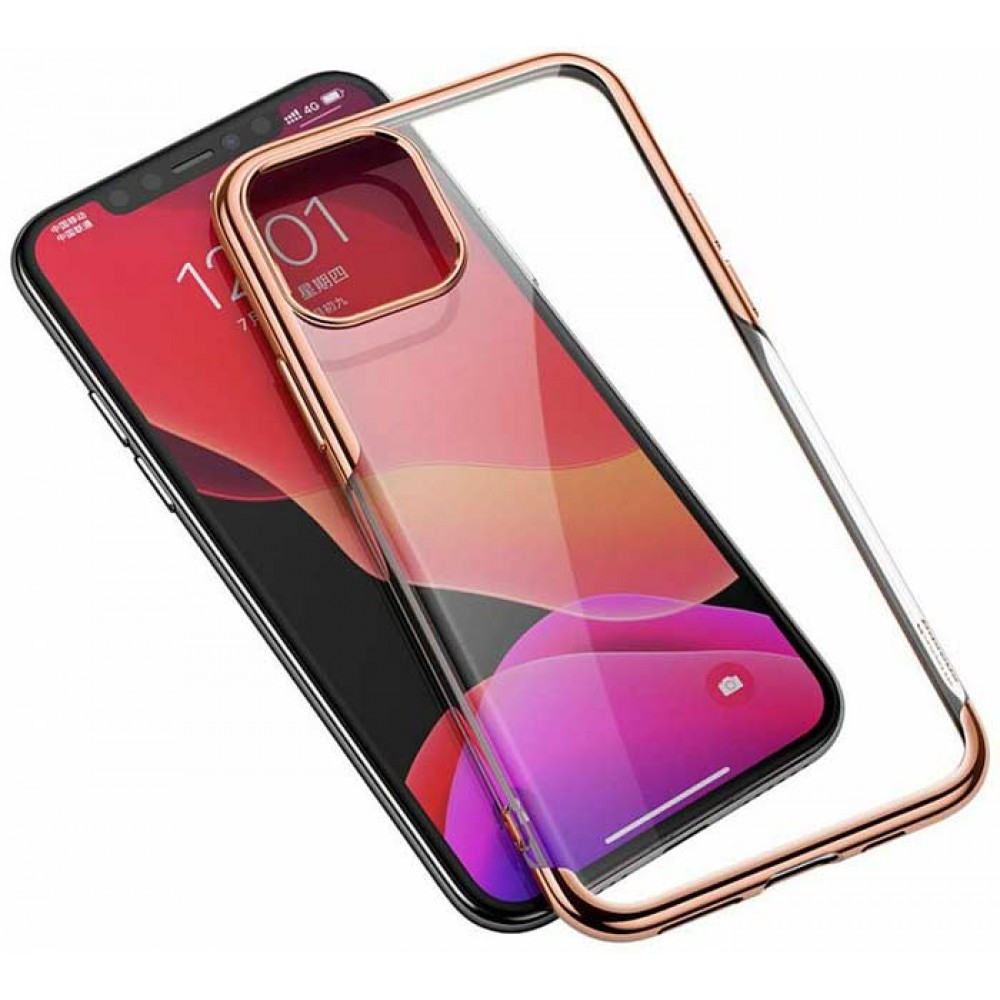 Чехол для iPhone 11 Pro Baseus Shining Gold