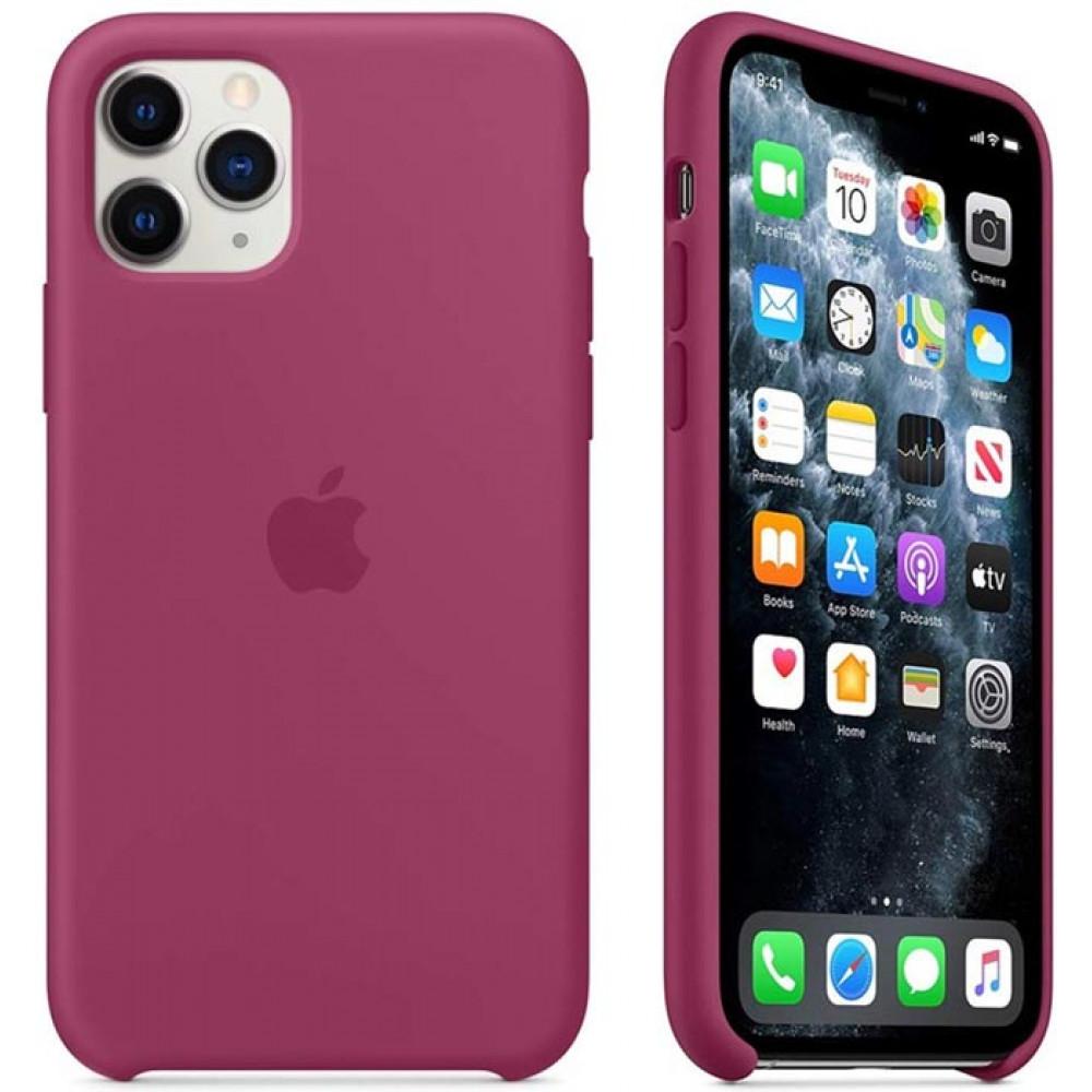 Чехол для iPhone 11 Pro цвет фиолетовый