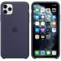 Чехол для iPhone 11 Pro цвет темно-синий