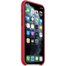 Чехол для iPhone 11 цвет красный