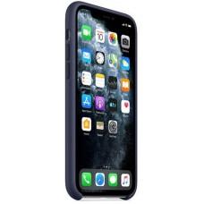 Чехол для iPhone 11 цвет темно-синий