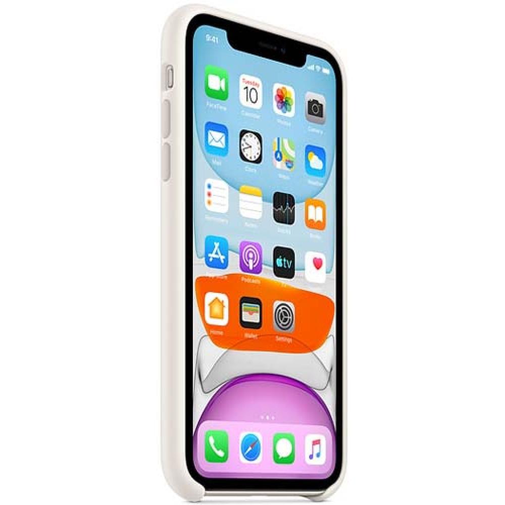 Чехол для iPhone 11 цвет белый