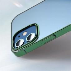 Чехол для iPhone 12 Mini Baseus Glitter Phone Case Green