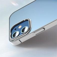 Чехол для iPhone 12 Mini Baseus Glitter Phone Case Silver