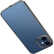 Чехол для iPhone 12 / 12 Pro Baseus Shining Case Black