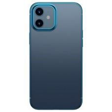 Чехол для iPhone 12 Mini Baseus Shining Case Blue
