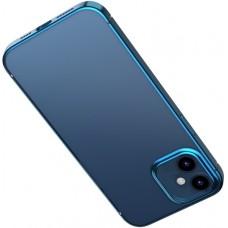 Чехол для iPhone 12 / 12 Pro Baseus Shining Case Blue