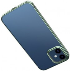 Чехол для iPhone 12 / 12 Pro Baseus Shining Case Green
