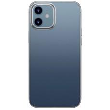 Чехол для iPhone 12 Mini Baseus Shining Case Silver