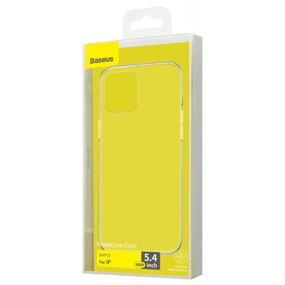 Чехол для iPhone 12 Mini Baseus Simple Case
