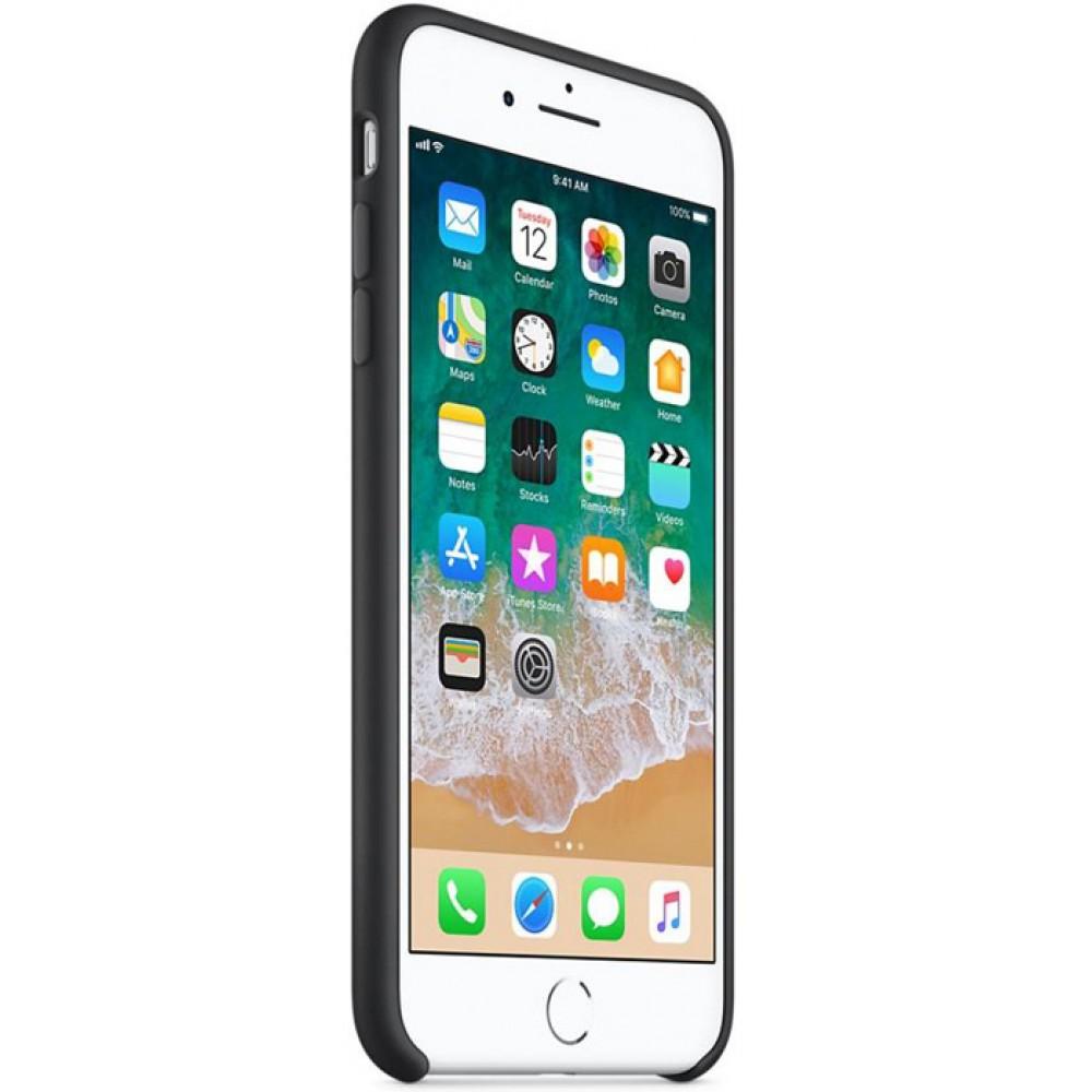 Чехол для iPhone 7 Plus, цвет черный