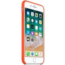 Чехол для iPhone 8 Plus, цвет оранжевый