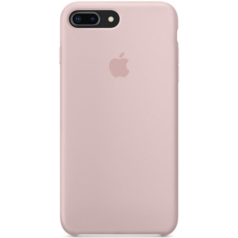 Чехол для iPhone 7 Plus, цвет розовый