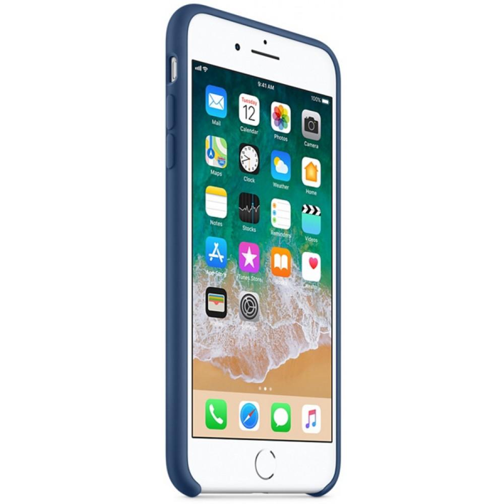 Чехол для iPhone 7 Plus, цвет синий