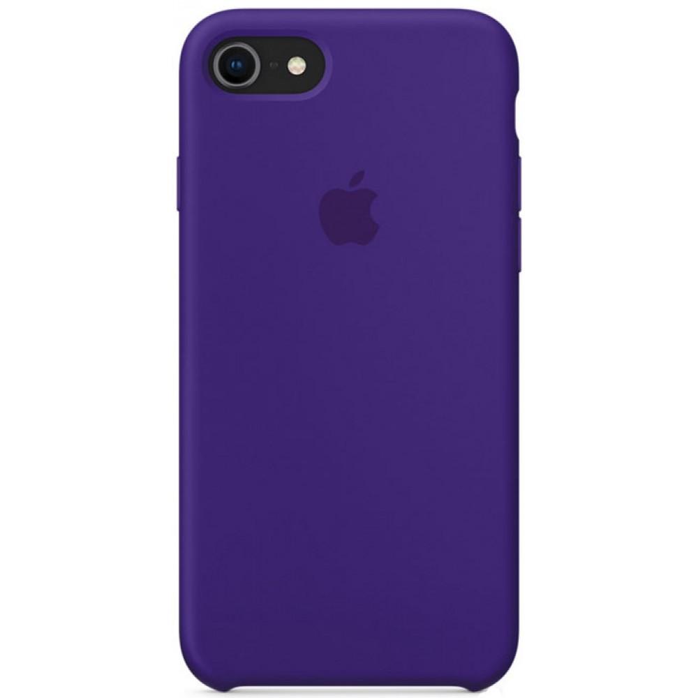 Чехол для iPhone 7, цвет фиолетовый