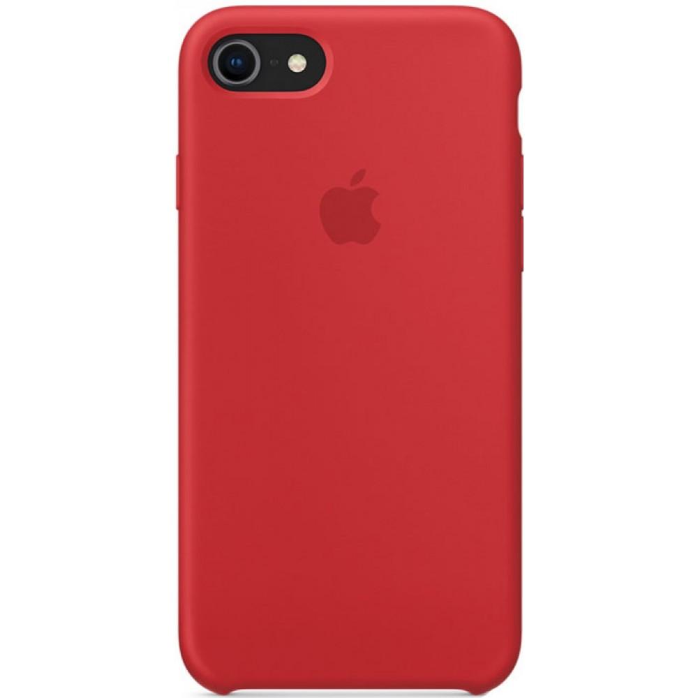 Чехол для iPhone 7, цвет красный