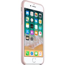 Чехол для iPhone 8, цвет розовый