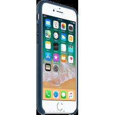 Чехол для iPhone 8, цвет темно-синий