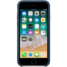 Чехол для iPhone 7, цвет темно-синий