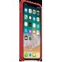 Чехол для iPhone X, цвет красный