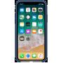 Чехол для iPhone X, цвет темно-синий