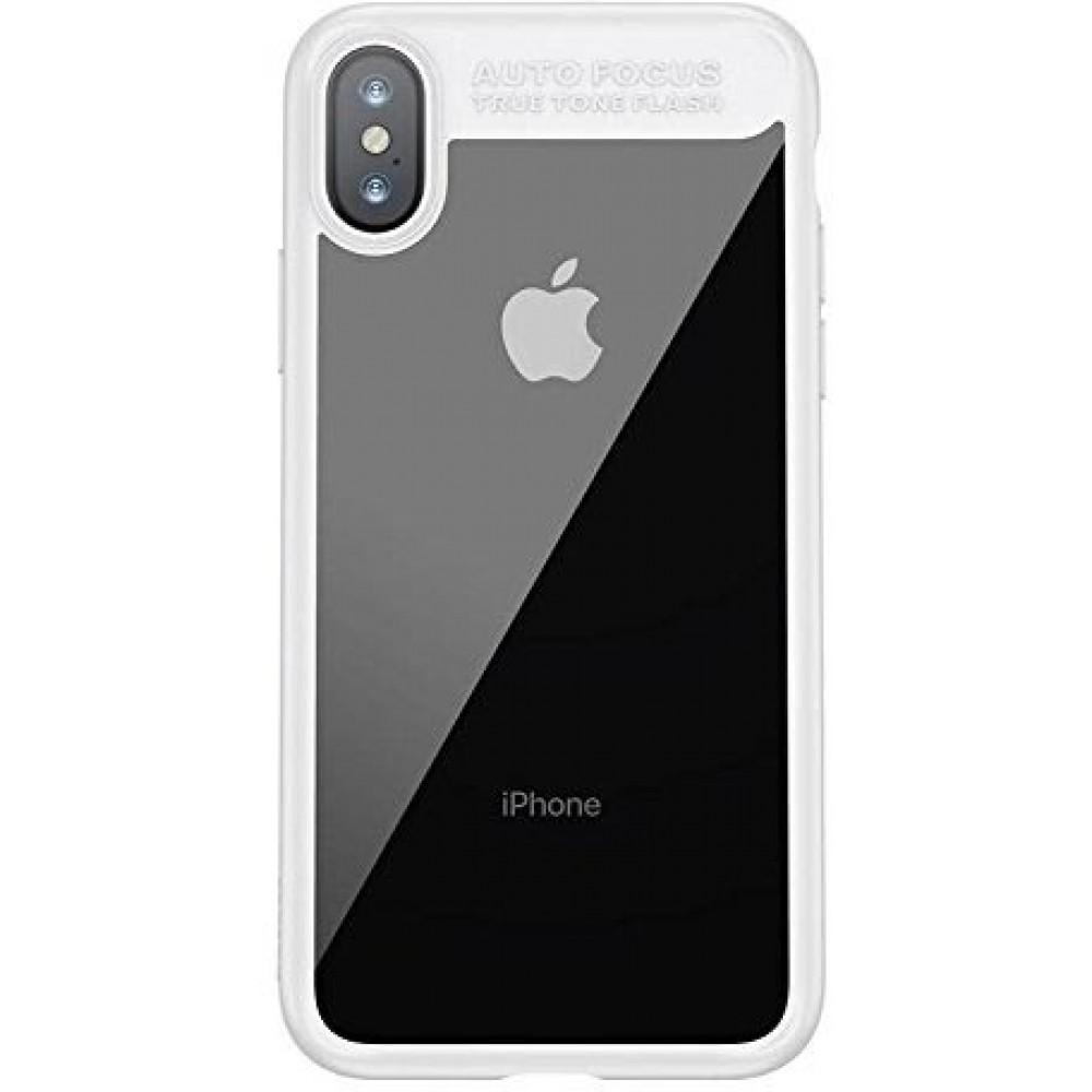 Чехол для iPhone X Baseus Suthin White