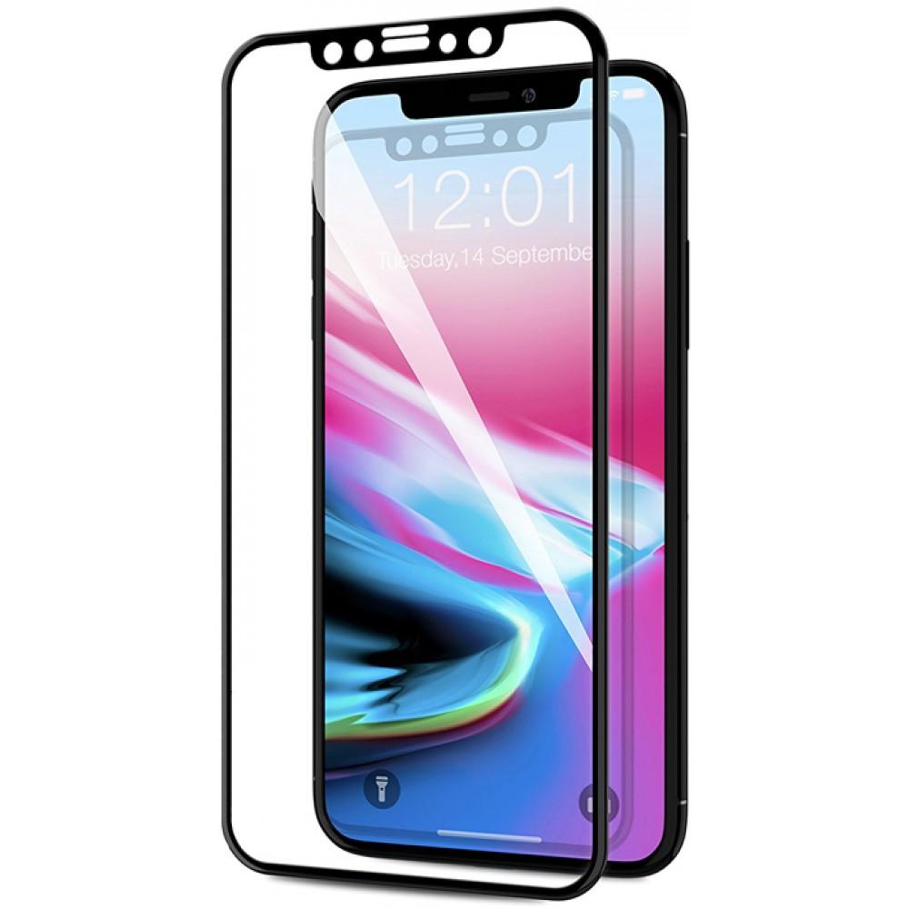 Защитное стекло на iPhone X