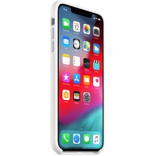 Чехол для Apple iPhone XR, цвет белый
