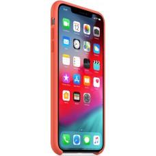 Чехол для Apple iPhone XR, цвет оранжевый